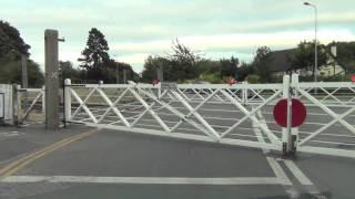 Brigg Level Crossing