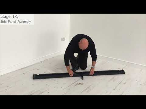 Dream Jakarta bed-in-a-box assembly video