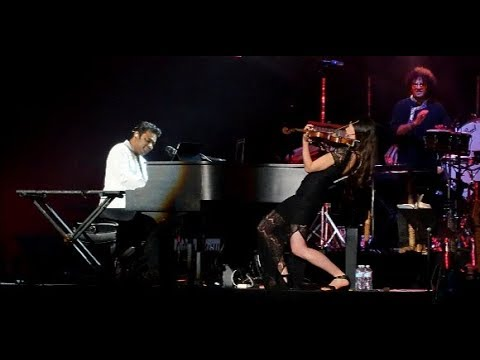 Jaane tuya jaane na AR Rahman Live Concert