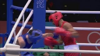 Full Replay Alvarez Estrada v Nevin - Boxing Men