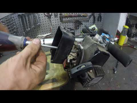 Fixing a bunch of small engines