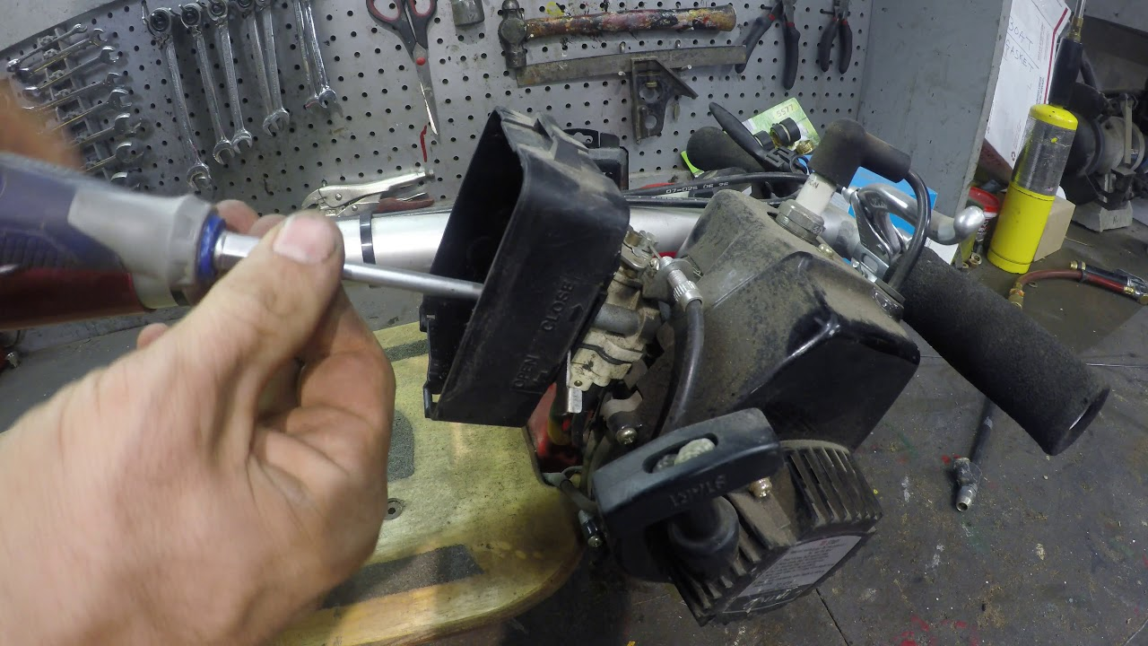 fixing-a-bunch-of-small-engines