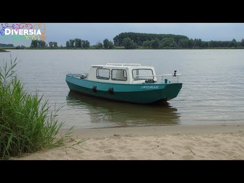 BIESBOSCH NATIONAL PARK NETHERLANDS - WONDERFUL DAY ON THE WATER - BOAT TRIP IN DUTCH NATURE RESERVE
