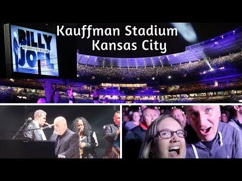 Billy Joel Live at Kauffman Stadium, Kansas City