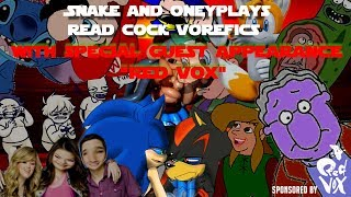 Snake and Oneyplays read cock vore fanfics + Special Guest Red Vox