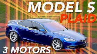 Detailing Tesla Model S Plaid: Elon's shift in Direction