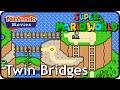 Super Mario World - World 4: Twin Bridges (Multiplayer Walkthrough,  All Exits)