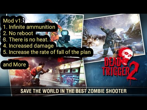 Dead Trigger 2 Hack Cheats How To Obtain Dead Trigger 2 Money - dead trigger 2 mega mod 1 5 3 works