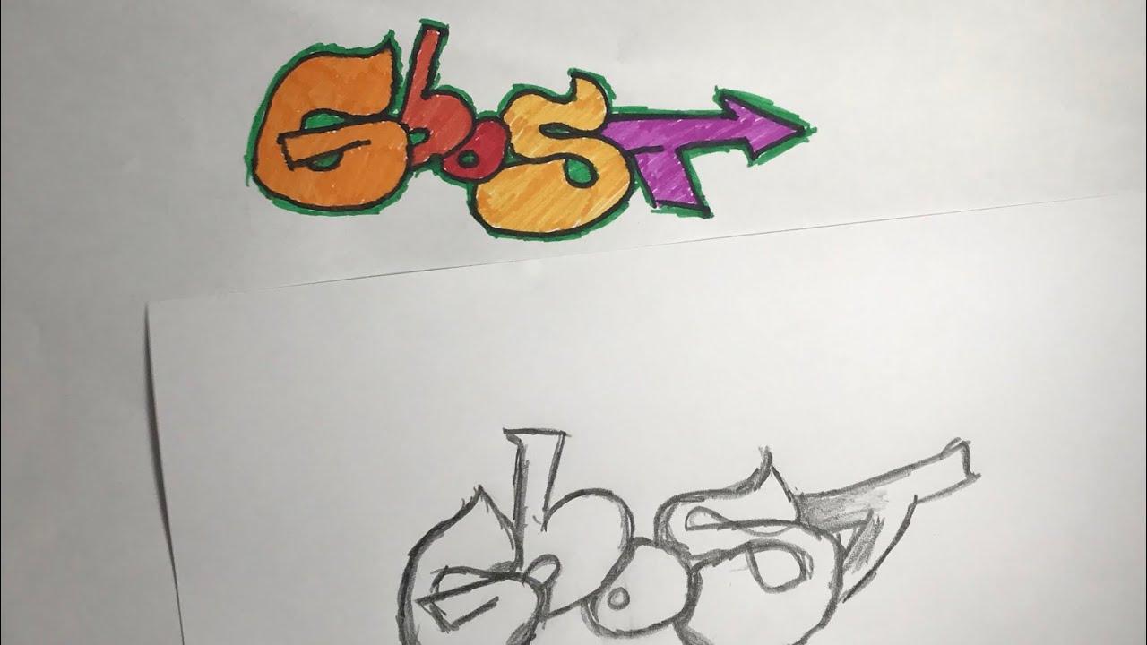 Yeni Başlayanlar için Kolay Graffiti Çalışması