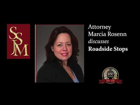 ssjm-attorneys-marcia-k.-rosenn-discusses-roadside-stops
