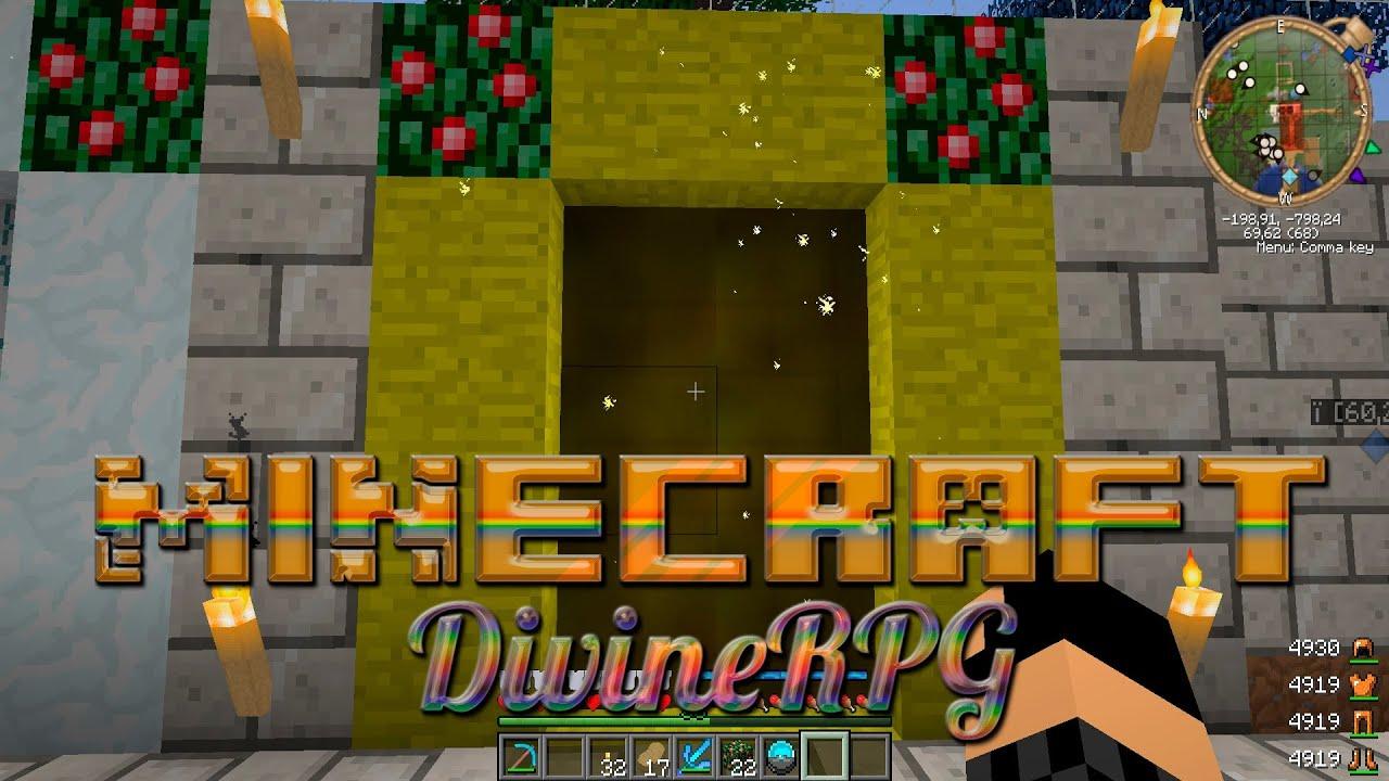 Minecraft divinerpg как сделать порталы фото 206