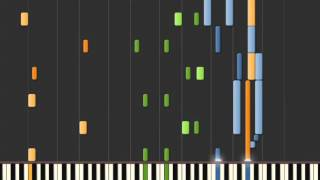 Reunited - Undertale [Synthesia]