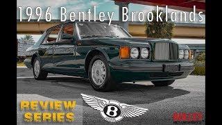 1996 Bentley Brooklands Walkaround & Test Drive [4k]   Review Series