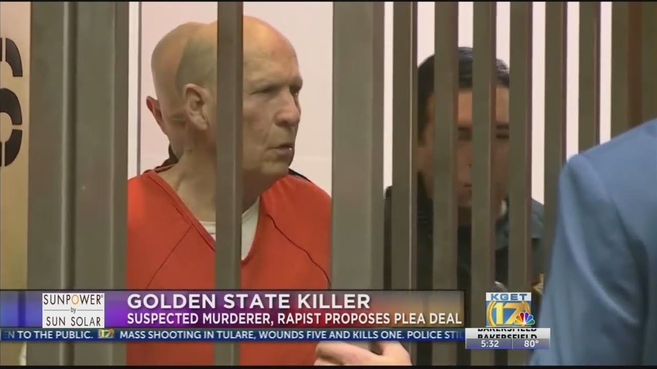 Alleged Golden State Killer 'Does Deserve To Die'; Joseph ...