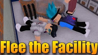 WIR TROLLET Ein GIRL WHO IST COMPLETELY OUT OF 😂😂 | ROBLOX: Flee The Facility w/Bozi