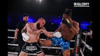GLORY 63: Richard Abraham vs Charles Rodriguez - Full Fight