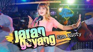 Esa Risty - Jaran Goyang (Official Music Video)