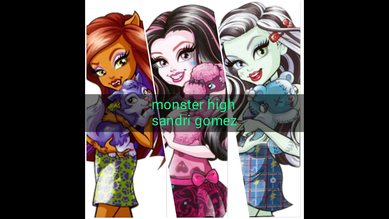 New monster high 2017 monster high electrified youtube - Monster high youtube ...