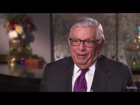 Forbes David Stern Interview Feat  Keemotion