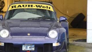 RWB Nakai San Drift - Rauh-Welt Canada