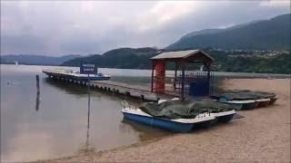 Lago di Caldonazzo/ Caldonazzomeer (Trentino - Italy) July 3, 2016
