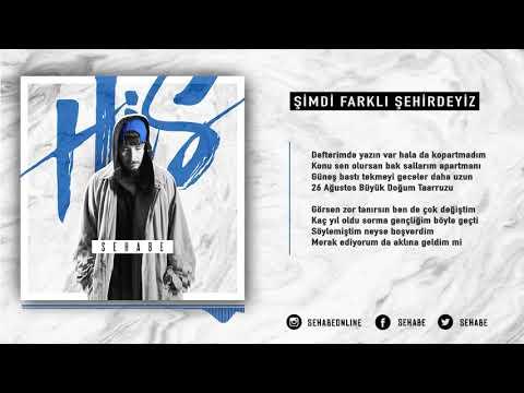 Sehabe - Şimdi Farklı Şehirdeyiz (Official Audio)