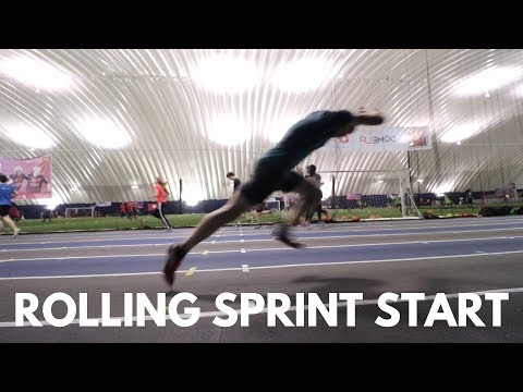 rolling-sprint-start-analysis