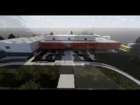 Wing Luke Elementary School Walkthrough