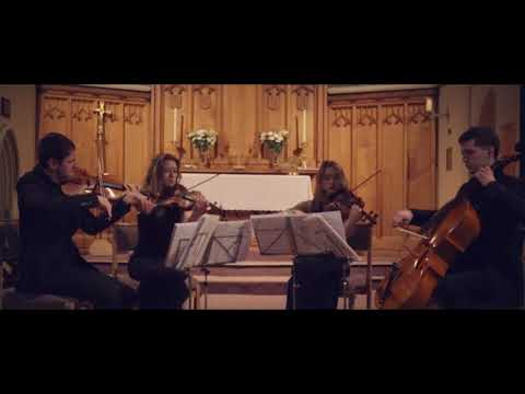 The Balcony Scene From Romeo and Juliet String Quartet Wedding Songs(Endymion String Quartet)