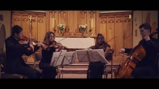 The Balcony Scene - Romeo and Juliet | Wedding String Quartet UK
