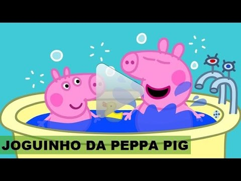 Peppa Pig Jogo De Pintar Online Peppa Pig Desenhar E Colorir