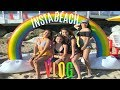 INSTABEACH, NEW PIERCING, AND MORE! | VLOG