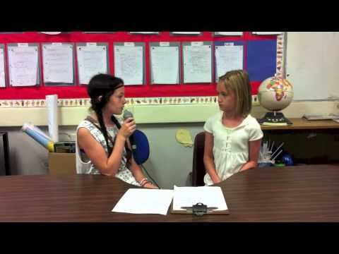 Sacagawea Interview