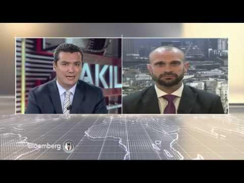 Richard Perry interviewed on Blomberg Turkey