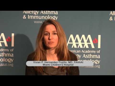 Dr. Hernandez-Trujillo tells why she became an allergist/immunologist.