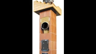 Cerpol CRH Twister   instrukcja montażu komina