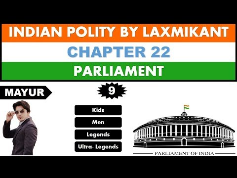Indian Polity- Parliament(Part 9)|types of motions in parliament|closure motion|for UPSC,MPSC,etc