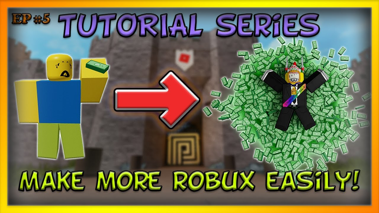 How To Earn Robux In Game