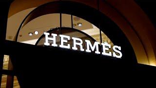 Pierwszy butik Hermès w POLSCE!