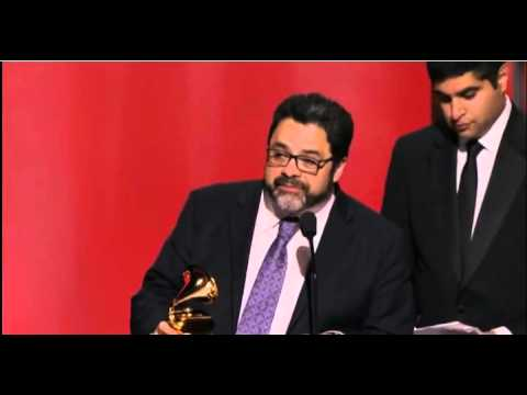 Arturo O'Farrill wins Grammy for Best Instrumental Composition