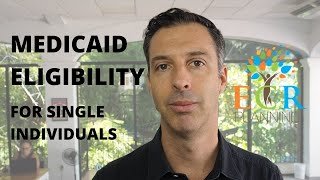 Medicaid Eligibility For Siฑgle Individuals