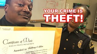 dallas-police-tyrant-your-crime-is-theft-see-description