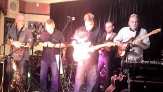 andrew craggs big little band   she took off my romeos  @ the magnesia bank, north shields 10 11 10
