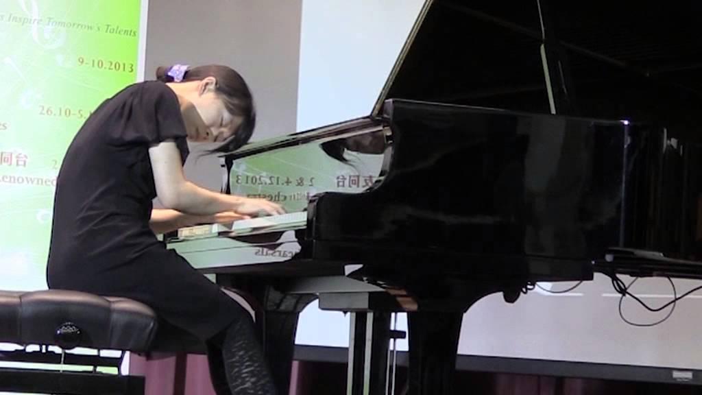 慕光英文書院 國際音樂家李嘉齡小姐 分享會 - YouTube