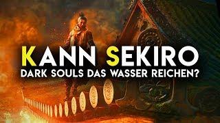 Kann Sekiro Dark Souls das Wasser reichen?