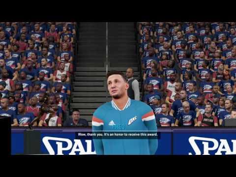 NBA 2K16 Nba MVP