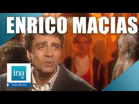 Interview star by star : Enrico Macias et sa fille | Archive INA