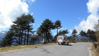 Dirang to Sela Pass - Arunachal Pradesh - The Land of Dawnlit Mountains - Incredible India