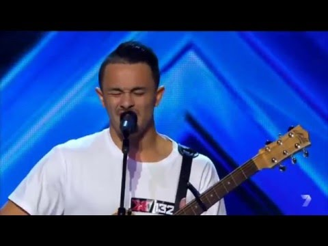 Cyrus Villanueva sings a Weekend Song Cover - Room Auditions - The X Factor Australia 2015