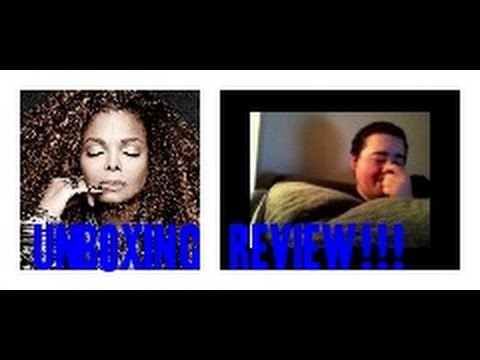 Janet Jackson - Unbreakable (Unboxing+REVIEW!!!)